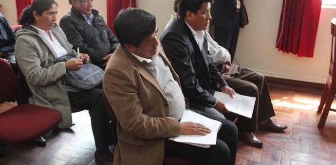 JEE-Cusco afirma que Benicio Ríos no tiene privado sus derechos civiles y políticos