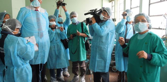 Centros Médicos ocupacionales funcionan sin la acreditación del sector Salud