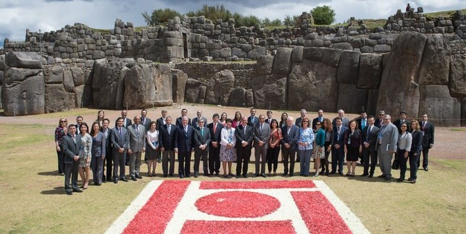 Contralores de América crearán en Cusco red para luchar contra la corrupción