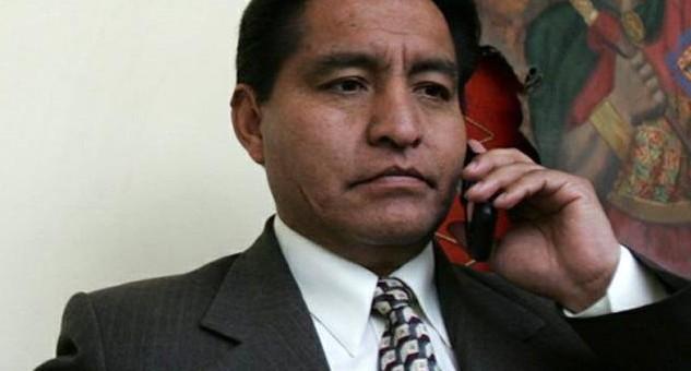 Ex consejero regional Francisco Choquenaira falleció en lamentable accidente