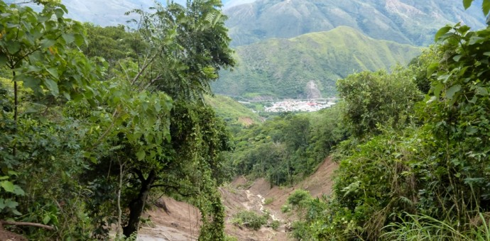 Desde mañana se registrarán lluvias intensas en la ceja de selva del Cusco