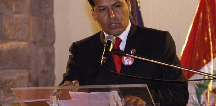 Edwin Licona no fue excluido por el Jurado Nacional de Elecciones