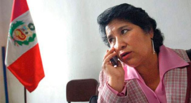 Ultimo minuto: delincuentes asaltan y roban 23 mil soles a alcaldesa Fedia Castro
