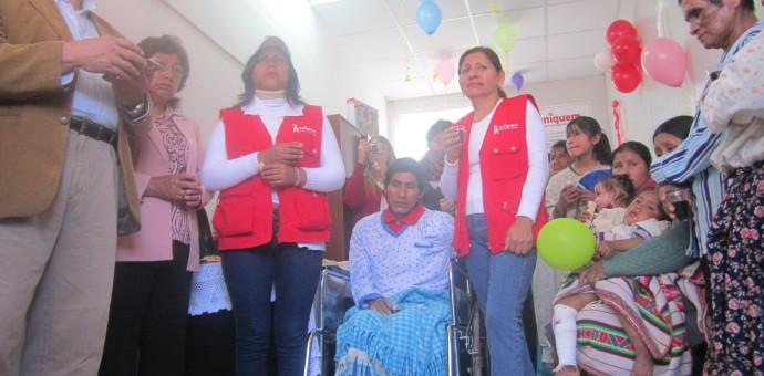 A partir de la fecha confeccionarán en Cusco prendas especiales para quemados