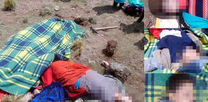 Letal rayo mató a cuatro personas en la provincia de Canas.