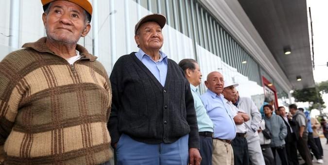 Más de 40 mil fonavistas recibieron hoy la devolución de sus aportes