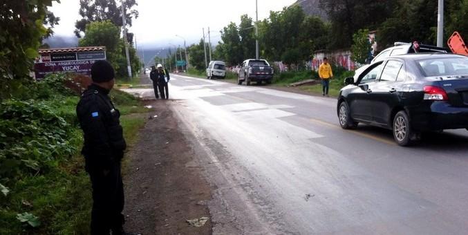 Buscan a choferes que arrollaron y mataron a 3 ciudadanos cusqueños