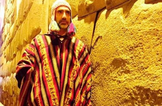Alejandro Fernández confesó haber quedado «sin palabras» tras conocer Machu Picchu