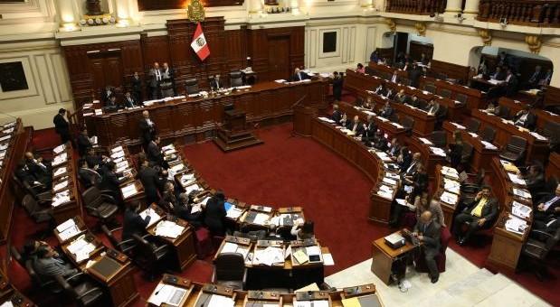 Presidentes regionales ya no podrán reelegirse y ahora se llamarán gobernadores