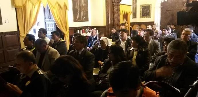 Arzobispo del Cusco invita a cusqueños a seguir con devoción la Semana Santa