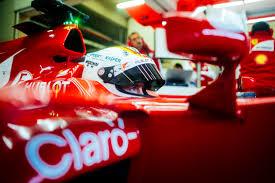 CLARO patrocinará a la escudería Ferrari en Australia