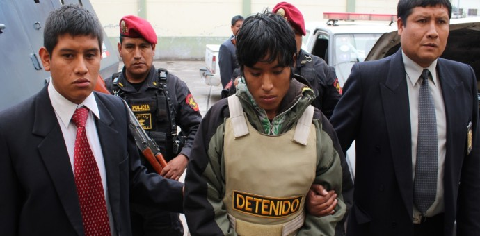 Policía captura a presunto responsable de la muerte de Brayan Huarayo Quispe