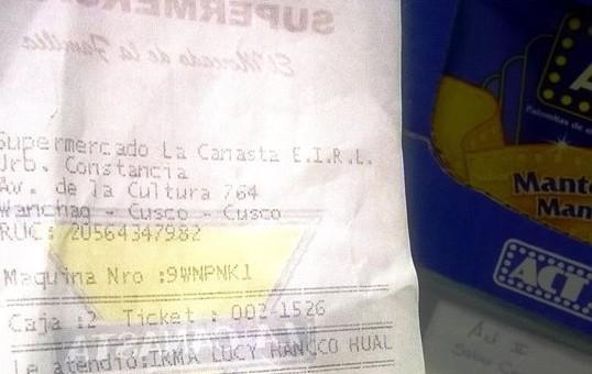 Indecopi confirma sanción económica contra La Canasta por denuncia de la Aadecc