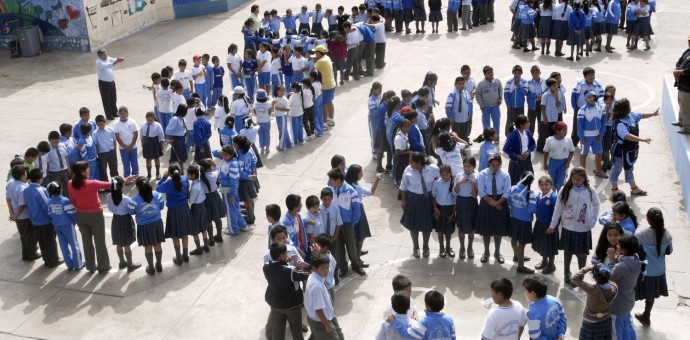 Este 22 de abril se organiza el primer simulacro escolar de sismo.