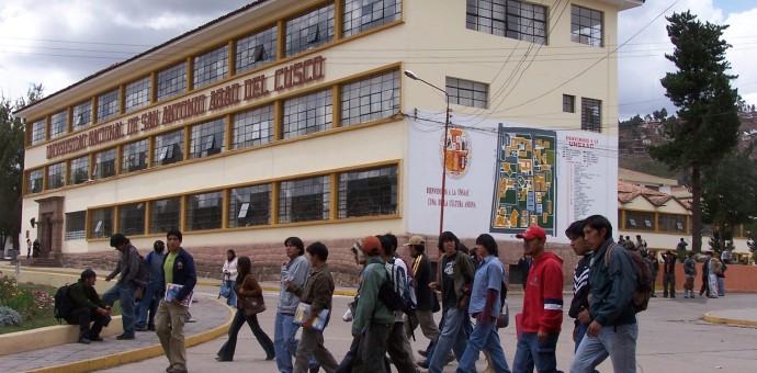 Asamblea Estatutaria de la Unsaac emprenderá labores descentralizadas