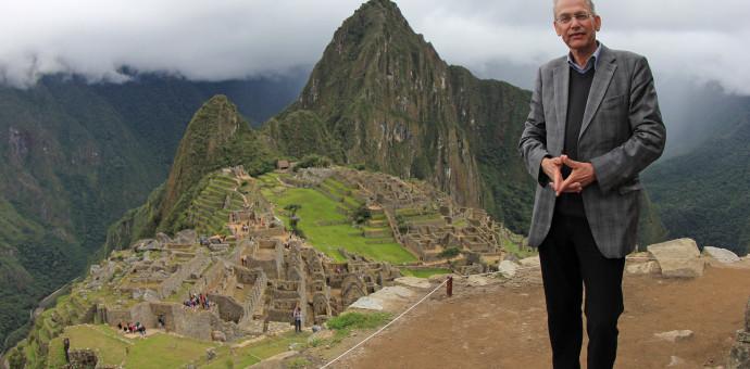 Presidente de ICOM-Unesco felicita a la Dirección de Cultura del Cusco