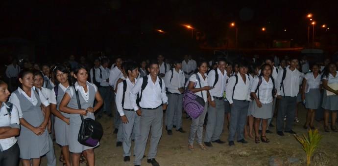 Realizan gestiones para lograr la autonomía del Instituto Superior de Quillabamba filial Pichari