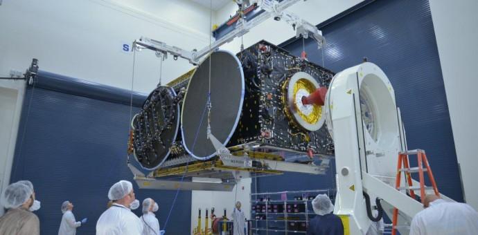 América Móvil, a través de Embratel-Star One, lanza al espacio el Satélite Star One C4