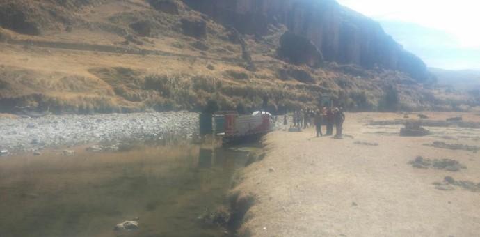 Trágico accidente en Fiestas Patrias deja 10 personas fallecidas en Livitaca