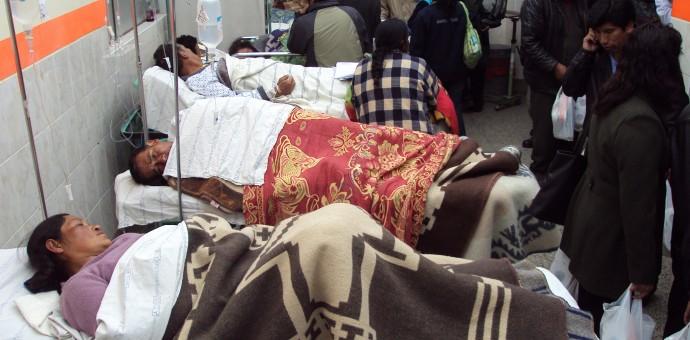 Con 300 mil soles realizarán mejoras en servicio de emergencia del hospital Regional