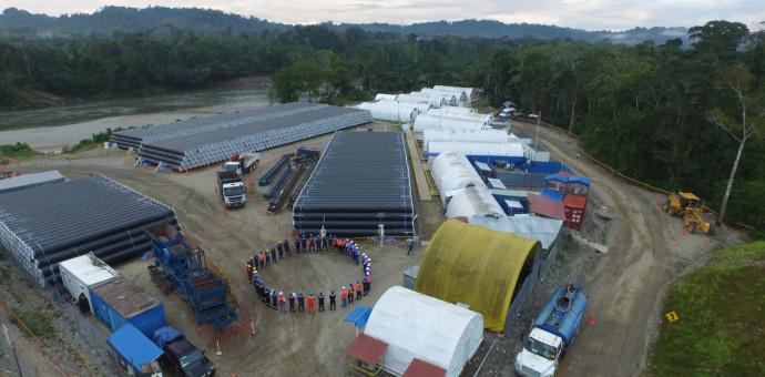 Gasoducto sur peruano reporta un avance del 20% en su primer año