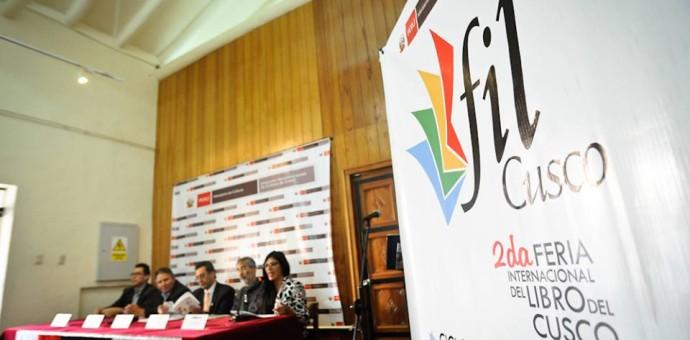 Conozca que literatos llegan al Cusco para la Feria Internacional del Libro