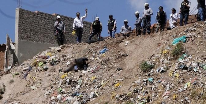 Avanzan investigaciones sobre muerte de adolescente hallado en un basurero