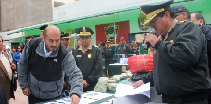 Ministerio del Interior entregó 53 motocicletas a la Región Policial del Cusco