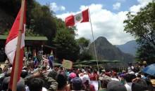 Galería de fotos del primer día del paro regional de 48 horas en Cusco