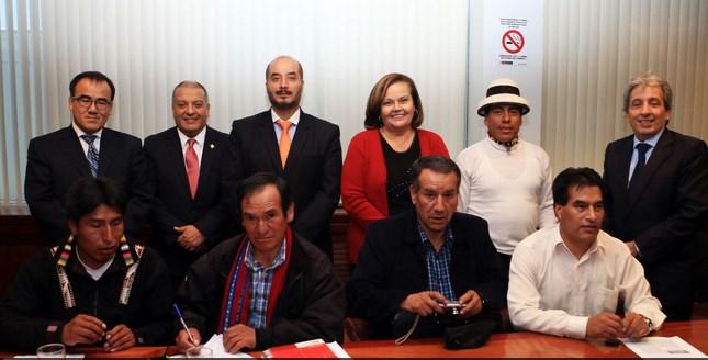 Comisión de alto nivel viajará a Cotabambas el próximo 6 de octubre