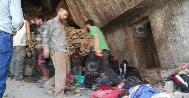 Dirección de Cultura del Cusco retiró a turistas que pernoctaban en Ñaupa Iglesia