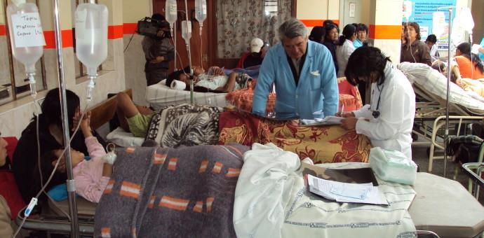 Declaran en emergencia sanitaria los servicios de salud en El Regional y Lorena