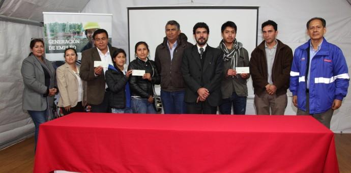 Premiaron a los ganadores del concurso «Su majestad el huayno»