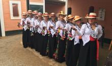"""Amazonas de Cusco """"Flor de K'antu"""" obtiene primer lugar en Concurso Nacional de Caballo de Paso"""