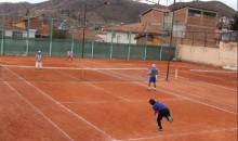 El tenis y el frontón resurgen desde el Club Internacional del Cusco