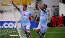 Libertadores: Real Garcilaso liquidó en Cusco al poderoso Santos de Brasil