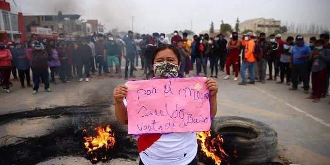 Un muerto en Viru: El Congreso es responsable