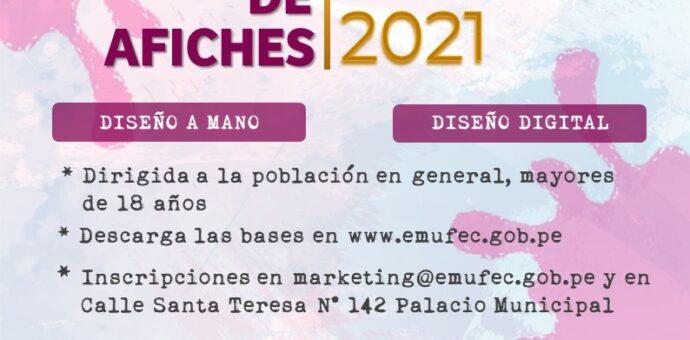 Emufec lanza concurso de afiches «Fiestas del Cusco 2021»