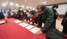 Ejecutivo Nacional y cocaleros solucionan demandas y suspenden paro