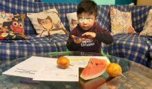 No deben faltar frutas y refrescos naturales y evitar comida chatarra en la alimentación de los niños