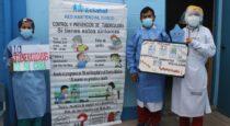 EsSalud Cusco implementa estrategias para garantizar atención de pacientes con TBC en periodo de pandemia