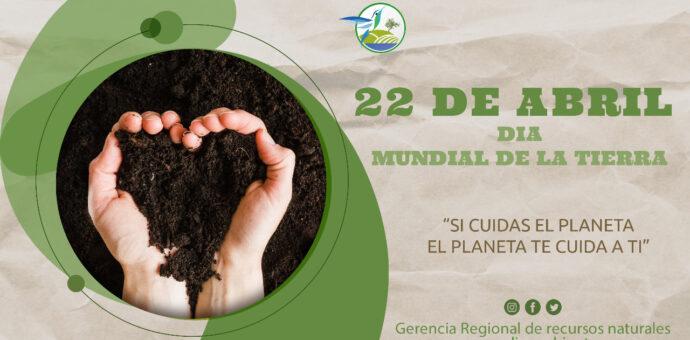 22 de Abril, día mundial de la tierra, una reflexión sobre nuestro planeta