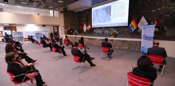 En sesión solemne, la comuna provincial rindió homenaje al Cusco inmortal
