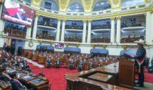 Presidente Pedro Castillo: He llegado para gobernar con el pueblo y para el pueblo