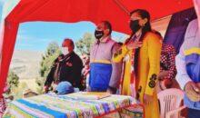 Electrifican 30 comunidades de los distritos de Quiñota y Santo Tomás en Chumbivilcas