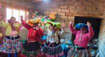 Llegó la luz a varias familias de la comunidad de Atapata, del distrito de Ccatca