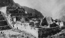 A 110 años del descubrimiento de Machu Picchu las fotos de Martín Chambi