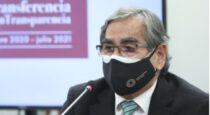 Oscar Ugarte: estamos en mejores condiciones para enfrentar una eventual tercera ola