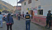 Detienen a presunto autor de la muerte del alcalde del Concejo Menor de Chancamayo, en Quellouno