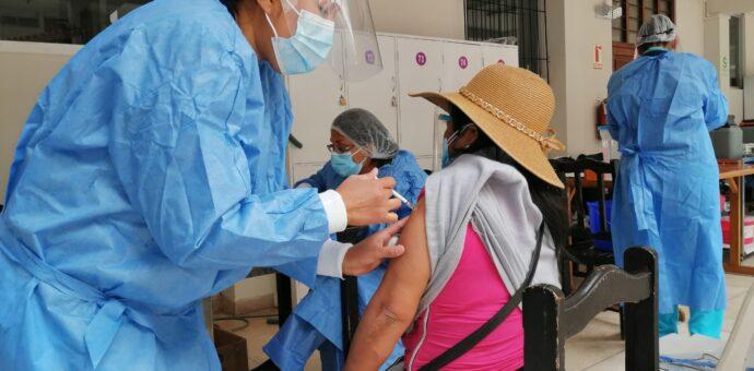 Perú declara el 7 de febrero como Día de la vacunación contra la covid-19